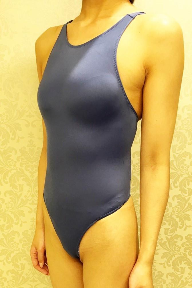 オプション1競泳水着 ネイビー